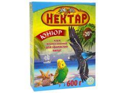 ЛОРИ Корм для волнистых попугаев Нектар Юниор 600гр