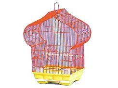 ЗК Клетка для птиц 102G купол 400*230*500