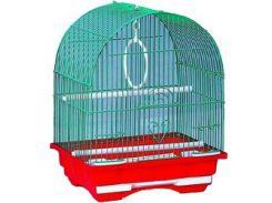 ЗК Клетка для птиц 100G золото 300*230*390