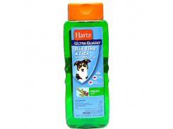 Hartz (Харц) Шампунь для собак от блох и клещей хвойный 532мл