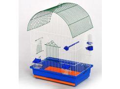 ЛОРИ Клетка для птиц Виола цинк 470*300*660