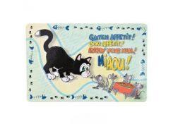Trixie (Трикси) Коврик под миску для кошек Приятного аппетита 44*28см