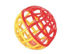 Trixie (Трикси) Игрушка для птиц шарик пластиковый на цепочке с колокольчиком 4,5см