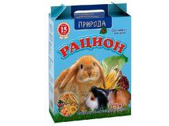 Сухой корм для средних грызунов Рацион Сузирье 1,5кг