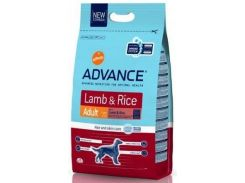 Adnavce (Эдванс) Сухой корм для взрослых собак Dog Lamb Rice, ягненок рис 12кг