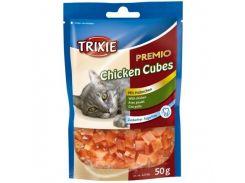Trixie (Трикси) Лакомство кубики с курятиной Premio 50гр