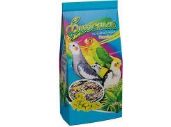 Фиеста витаминизированный корм для средних попугаев Нимфа 650гр