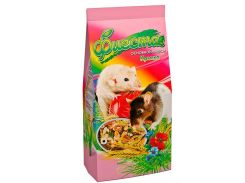 Фиеста витаминизированный корм для декоративных крыс Крыска 650гр
