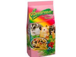 Фиеста витаминизированный корм для хомяков и декоративных мышей Хомячок 650гр