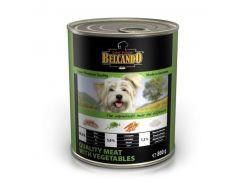 Belcando (Белкандо) Консерва для собак Best Quality Meat, мясо овощи 400гр