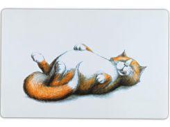 Trixie (Трикси) Коврик под миску для кошек Thick Cat 44*28см