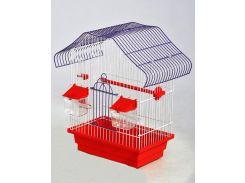 ЛОРИ Клетка для птиц Малый Китай краска 280*180*400