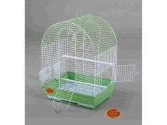 ЗК Клетка для птиц А417 эмаль 350*280*460
