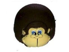 UniZoo (УНИ) Игрушка для собак мяч мартышка 8см