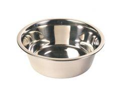 Trixie (Трикси) Миска металлическая сменная для собак 2,8л*24см