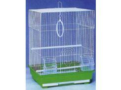 ЗК Клетка для птиц А405 эмаль 350*280*460см