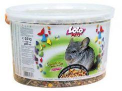 Lolopets (Лоло Петс) Корм для шиншилл 2кг