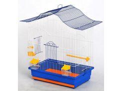 ЛОРИ Клетка для птиц Лори цинк 470*300*620