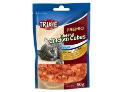 Trixie (Трикси) Лакомство кубики Premio, курица сыр 50гр