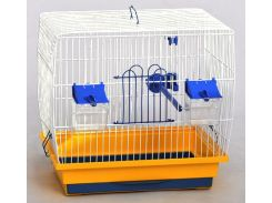 ЛОРИ Клетка для птиц Канар краска 330*230*310