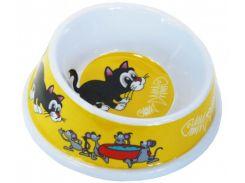 UniZoo (УНИ) Миска для кошек меламин 150мл