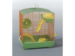 ЗК Клетка для грызунов 233 ВYD овальная эмаль 320*210*370см