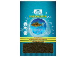 Корм для рыб Стандарт 1 гранулы 100гр*250мл (1-2мм)