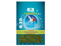 Корм для аквариумных рыб с растительными добавками Флора 2 гранулы 300гр*800мл (2,5-3мм)