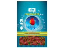 Корм для взыскательных рыб Гурман хлопья 50гр*250мл