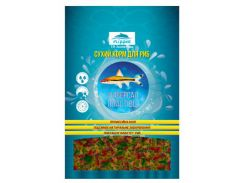 Корм для ежедневного кормления всех видов рыб Универсал хлопья 20гр*100мл