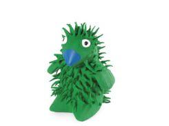 UniZoo (УНИ) Игрушка для собак зеленый выхухоль, латекс 11см
