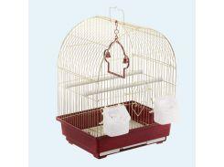 ЗК Клетка для птиц А400 эмаль 350*280*430