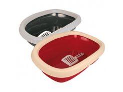Trixie (Трикси) Туалет для кошек с бортиком Carlo 38*17*58