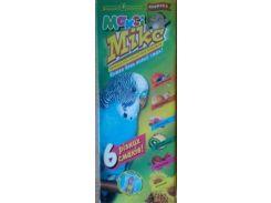 Макси-крекер для попугаев Микс