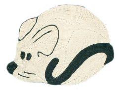 Trixie (Трикси) Когтеточка-коврик для кошек Мышь 56*40см