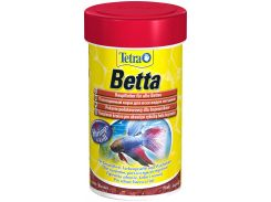 Tetra (Тетра) Корм в хлопьях для петушков Betta 100мл