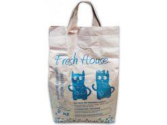 Fresh House (Фреш Хаус) Минеральный наполнитель синий 5кг 0,9-3,8мм средний