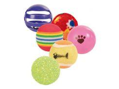 Trixie (Трикси) Игрушка для кошек мячики 3,5-4см