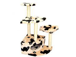 СИЗАЛЬ Когтеточка для кошек Флеш 110*60*40 (лапака)