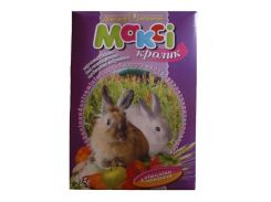 Корм для кроликов Макси 525гр