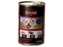 Belcando (Белкандо) Консерва для собак Best Quality Meat, мясо печень 800гр