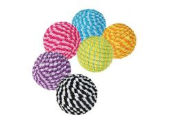 Trixie (Трикси) Игрушка для собак мячики спиральные для собак 4,5см