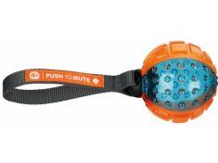 Trixie (Трикси) Игрушка для собак мяч на веревке 7см*22см