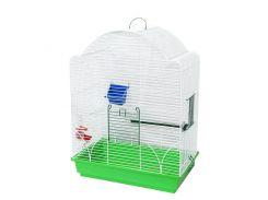 Клетка для птиц Ария цельная краска 470*280*630