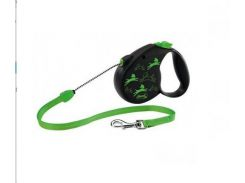 Flexi (Флекси) Рулетка Color 2М, зеленая 20кг 5м