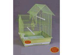 ЗК Клетка для птиц А408 золото 350*280*460