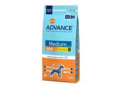 Advance (Эдванс) Сухой корм для взрослых собак средних пород Medium 20кг