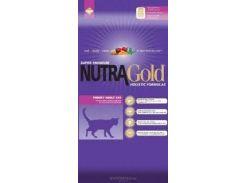 Nutra Gold (Нутра Голд) Сухой корм для привередливых кошек Finicky 100гр (фиолетовая)