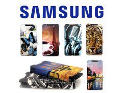 Чехол Ultra-book Print для Samsung J5 PRIME