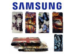 Чехол Print-Case для Samsung Core Prime G360